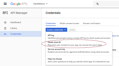 Integrate Google (Gmail) Authentication in Asp Net MVC 5 0