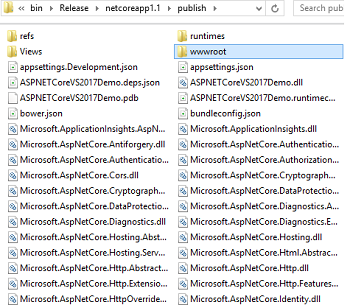 Start Learning Asp Net Core - Part 3 - Creating Deployment