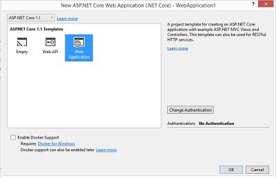 Using Autofac Instead of Inbuilt DI Container in Asp Net