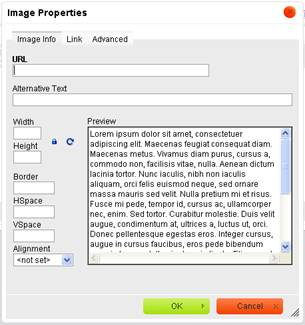 Upload image and embed in CKeditor